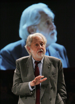 David Puttnam, Photo by Philip Wade Photo by Philip Wade